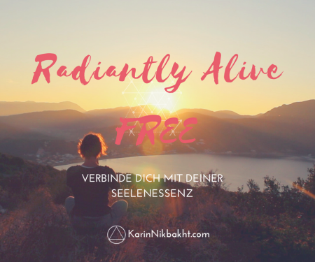 Radiantly Alive FREE