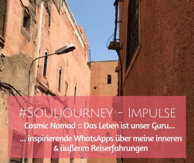 #souljourney Impulse __ Cosmic Nomad